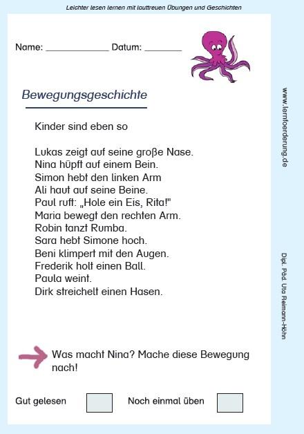 Leichter lesen lernen - Uta Reimann-Hu00f6hn