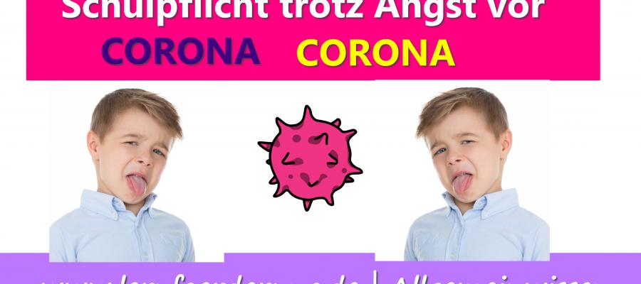Schulpflicht trotz Corona