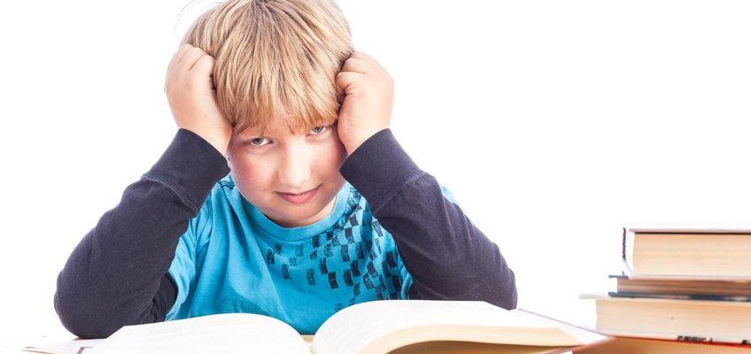 Jungen lesen nicht gerne