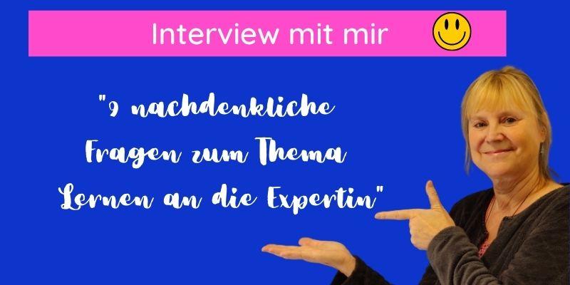Interview mit mir