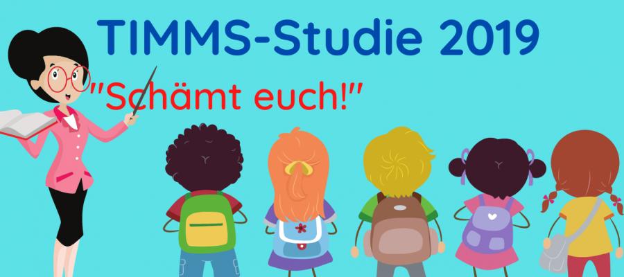 TIMMS-Studie 2019
