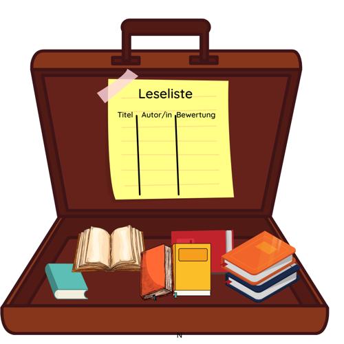 Bücherkoffer