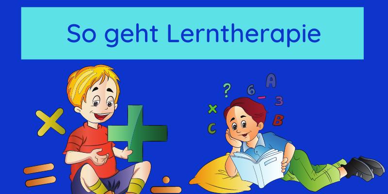 So geht Lerntherapie