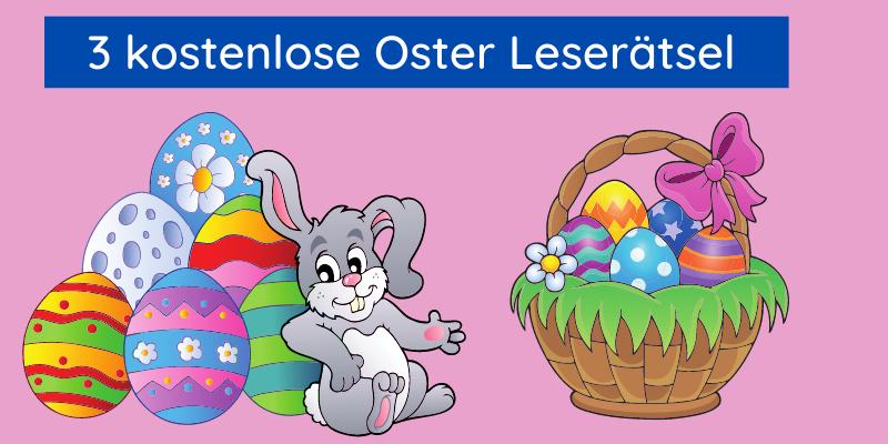 Leserätsel für Ostern